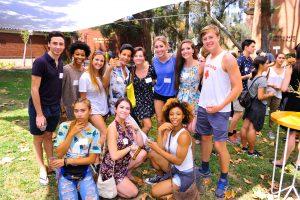 USC Kaufman BFA Students