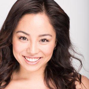 Megan Yamashita smiling