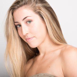 Olivia Euritt smiling