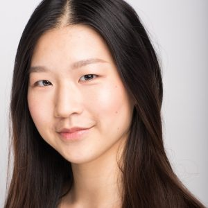 Stephanie Dai smiling