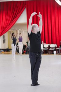 Yuri Fateyev teaches a master class at USC Kaufman.