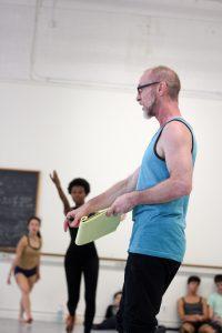 Patrick Corbin teaches at USC Kaufman