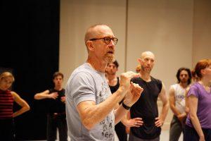 William Forsythe Teaches BFA Students at the Glorya Kaufman International Dance Center | Photo by Carolyn DiLoreto