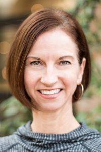 USC Kaufman Faculty Member Gillian Finley.