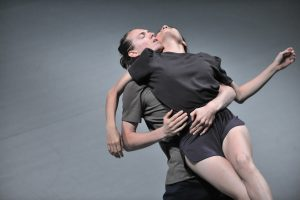 Batsheva Dance Company dancers