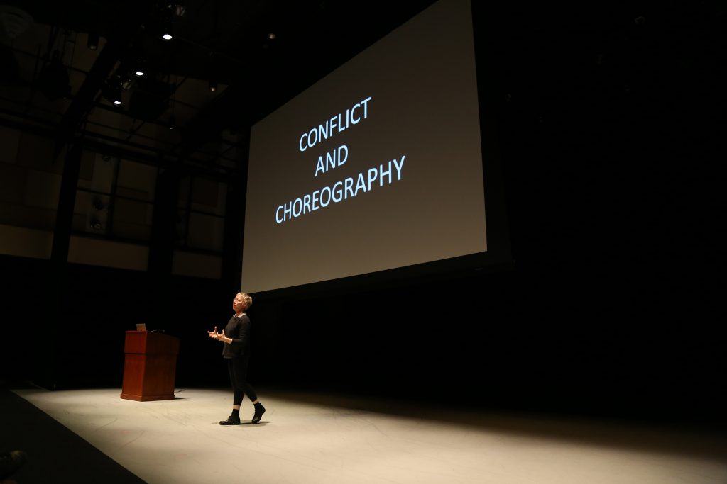 Dana Caspersen's lectuce at GKIDC. Photo by Mary Mallaney