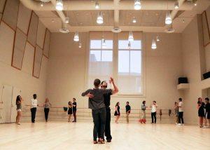 Ballroom Class at GKIDC. Photo by Carolyn DiLoreto