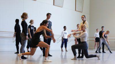 Hubbard Street Summer Intensive at GKIDC.