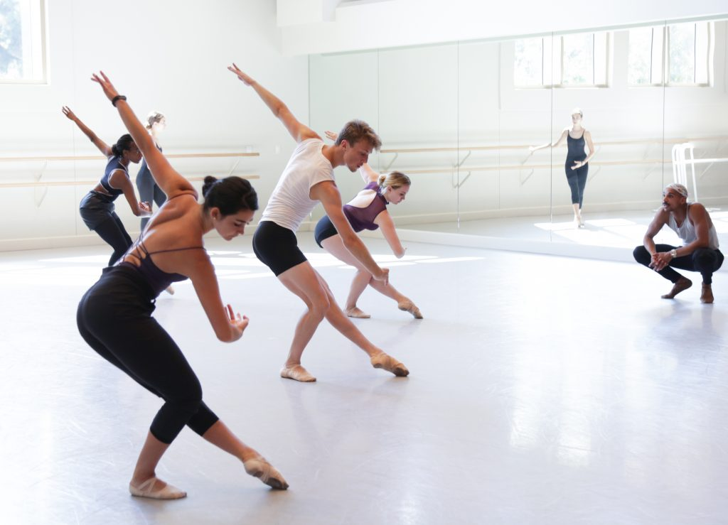 Complexions Contemporary Ballet Academy Summer Intensive