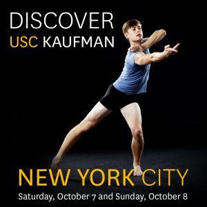 Discover USC Kaufman NYC