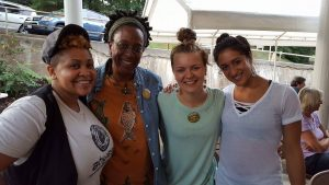 BFA student Ardyn Flynt reflects on her time at Blues Week over the summer