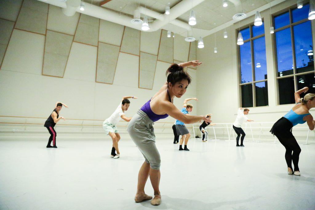 USC Kaufman - Tokyo Rehearsal