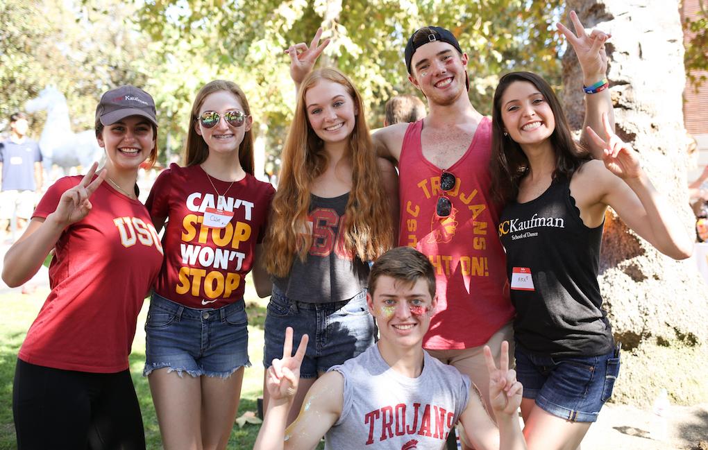 Trojan Family Weekend
