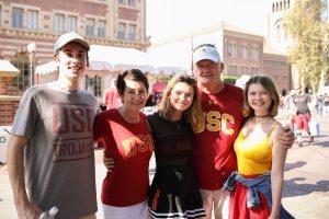 Trojan Family Weekend Tailgate
