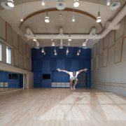 Glorya Kaufman International Dance Center | Photo by Ema Peter