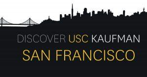 Discover USC Kaufman San Francisco logo