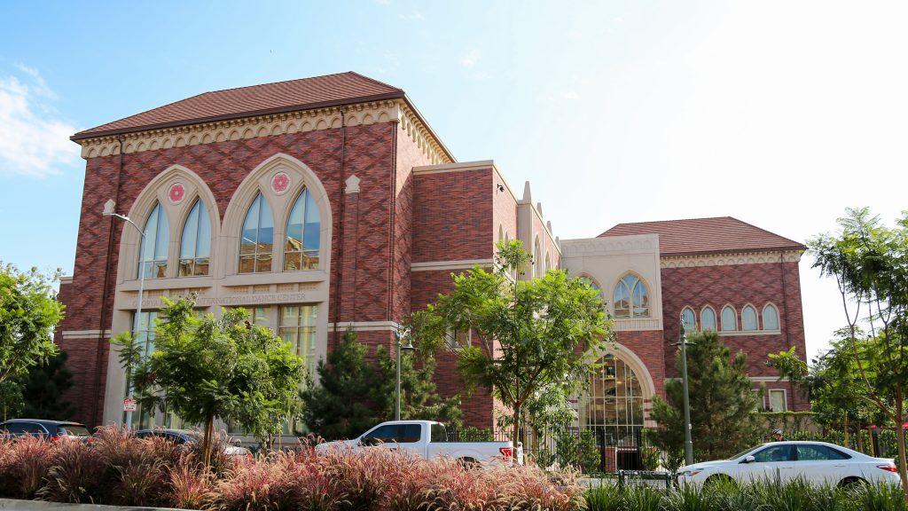 Kaufman International Dance Center building