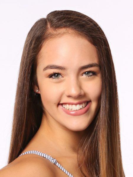 Emma Sutherland smiling