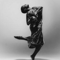 Hope Boykin dancing
