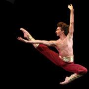 Bruce McCormick jumping