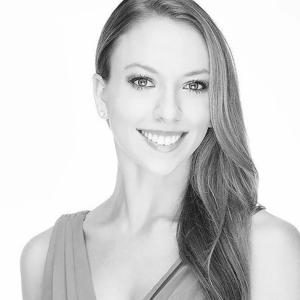 black and white headshot of Molly Bogunovic